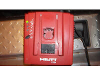 HILTI charger for 7.2-24 V batteries
