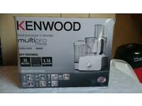 KENWOOD FDP613WH MULTIPRO FOOD PROCESSOR