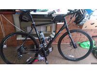 Dawes Road CX bike. 3 Weeks Old. Want Quick Sale