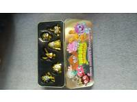 Moshi monster limited edition gold collection l