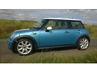 MINI Cooper S 2002 Blue 59k miles Service history Immaculate