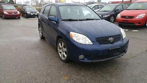 2005 Toyota Matrix XR | Sunroof | Warranty  | Certified