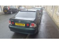 LEXUS IS200 FOR SALE £600 DRIVE GOOD AND MOT DECEMBER 18