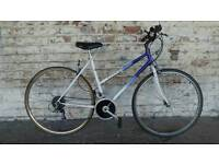 Ladies Raleigh pioneer hybrid bike