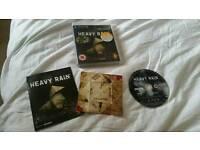 Heavy rain ps3 game