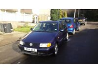 Polo 1.6 automatic 64k miles 1998r