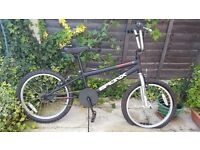 "(20"") Demon BMX Bike: Fully working, 1 flat tyre."