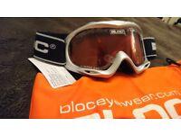 Bloc ski/snowboard goggles
