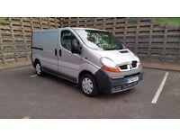 Renault Trafic 1.9 DCI SWB Twin sliding doors panel Van like Vauxhall Vivaro