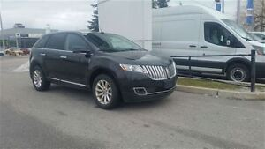 2013 Lincoln MKX 4D Utility AWD **VOICE ACTIVATED NAVIGATION**
