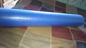New foam roller fitness