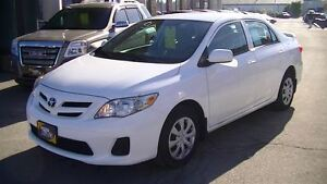 2013 Toyota Corolla CE CONVENIENCE WITH AIR CONDITIONING