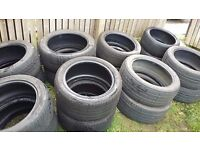 "FREE! 18"" 19"" 20"" BIG TYRES (NOT ROAD LEGAL) FOR BACK GARDEN OR KIDS PLAY AREA"