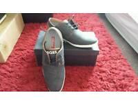 Mens boss shoes casual uk7