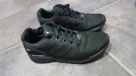 Boys size 3 Adidas trainers