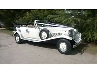 Beauford 4 door 1980 plus S type Jag 2006