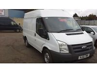 Ford Transit 280 SWB 2012 79500 Warranted miles