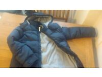 Marks and Spencer Boys Winter Jacket size 13-14 Years - in a very good condition