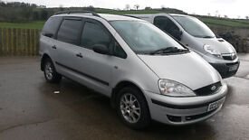 Ford Galaxy 1.9TDI Price reduced to clear