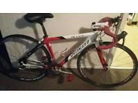 Specialized allez comp 50cm frame carbon hybrid racing bike
