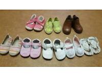 Girls shoes size 2 and 3