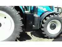 New Holland T7 toolbox tractor