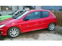 Peugeot 206 1.6 gti hdi for spares