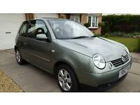 Vw Lupo special edition 1.0 se 2003 full mot.Only 83, 000 miles