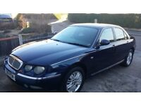 Rover 75 Club 2.0 CDTI , 2004 low miles, private plate & tow bar, genuine 81K.