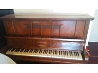 Good condition Piano for sale, come to collect