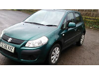 SUZUKI SX4 5 DOOR HATCH LOW 39k MILES