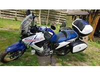 2009 Transalp XL700 VA8 with full Touring Package