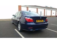 BMW 5 Series. 525d (Lci) 59 Plate. Low Mileage 69k. HPI Clear. 3ltr Diesel.