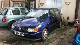Volkswagen Polo 1.4ltr 1999 Mk3 for sale