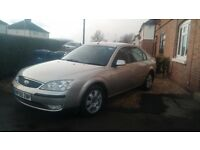 Ford Mondeo, 2005, 2.0 petrol