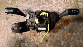 Combination switch wiper indicator light head Ford Focus 2005