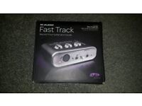 M-Audio Fast Track Pro Tool SE Included