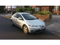 UNRECORDED. Honda Civic 1.4 L (2006) Ideal for Mechanic or someone with car knowledge.