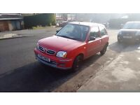 Nissan Micra ++6 months MOT+++ bargain cheap car
