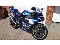 Yamaha YZF R1 Motorcycle