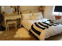 IKEA Bed Frame and storage boxes DOUBLE