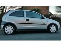 Vauxhall corsa 1.2 petrol (52 plate)