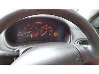 Peugeot 206 Automatic Petrol 1.4L 2004 Blue