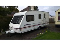 1999 Swift Challenger 4 berth caravan