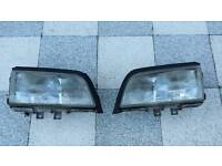 Mercedes w202 C Class c43 c36 amg c200 headlights can fit any C Class 1995 to 2000...