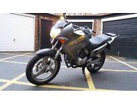 Motorbike honda varadero 125 not Yamaha motorcycle . Exelent