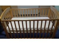 Baby's cot, perfect condition, only £20