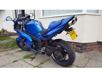 Triumph Sprint ST 1050 With extras