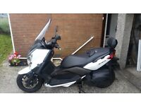 400CC Yamaha X-Max Sport - Excellent condition - no faults or problems - Many extras - £3600 ovno