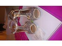 Untold 'Marlana' Bridal Shoe - Size 5